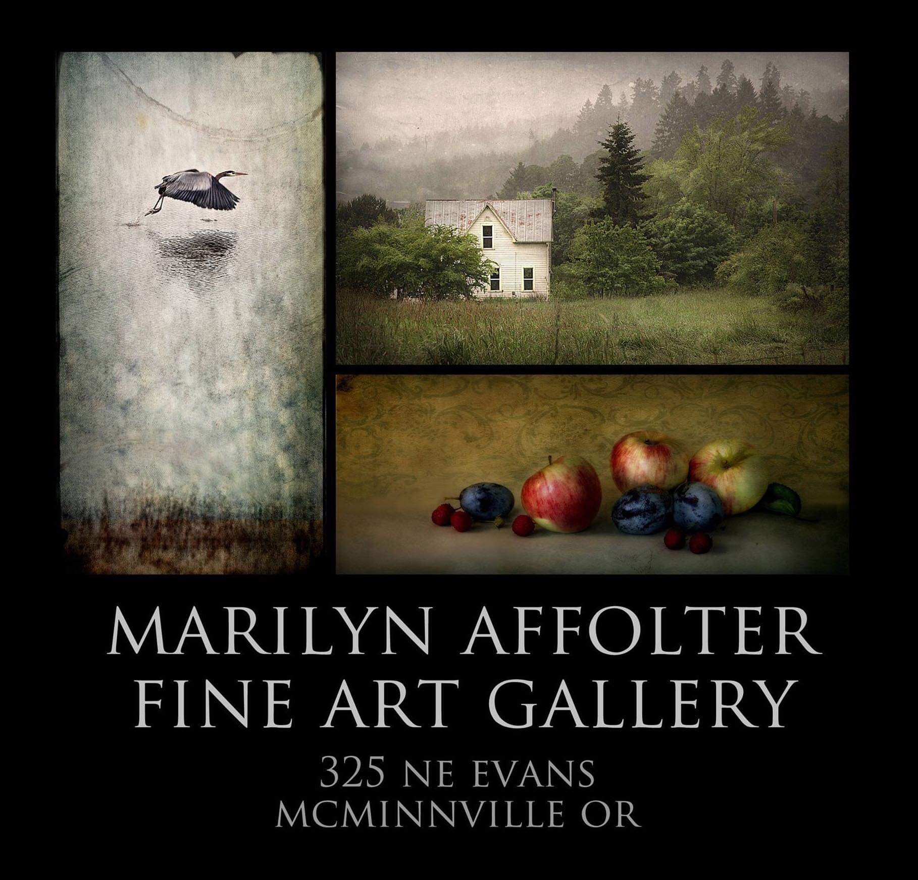 Marilyn Affolter Fine Art Studio McMinnville Oregon