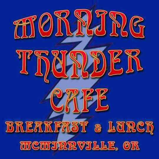 Morning Thunder Cafe McMinnville Oregon