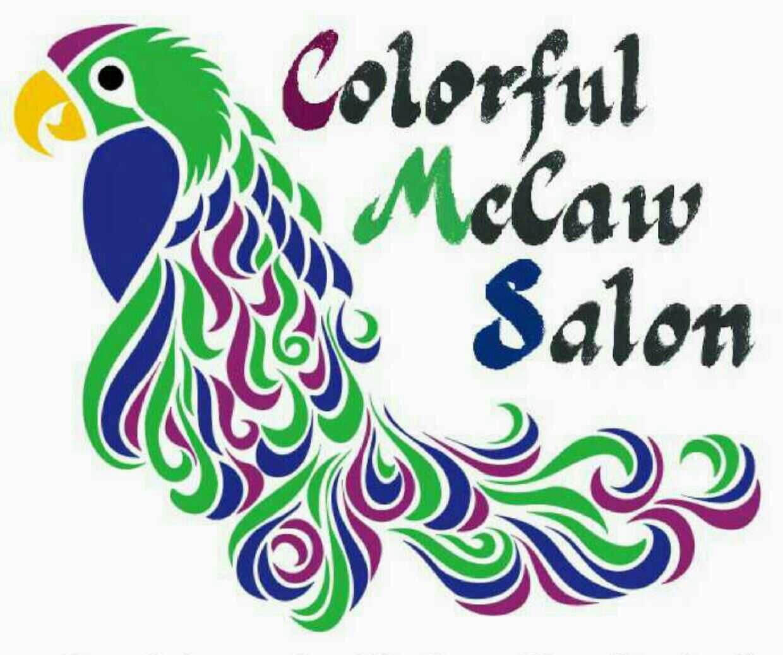 Colorful McCaw Salon McMinnville Oregon