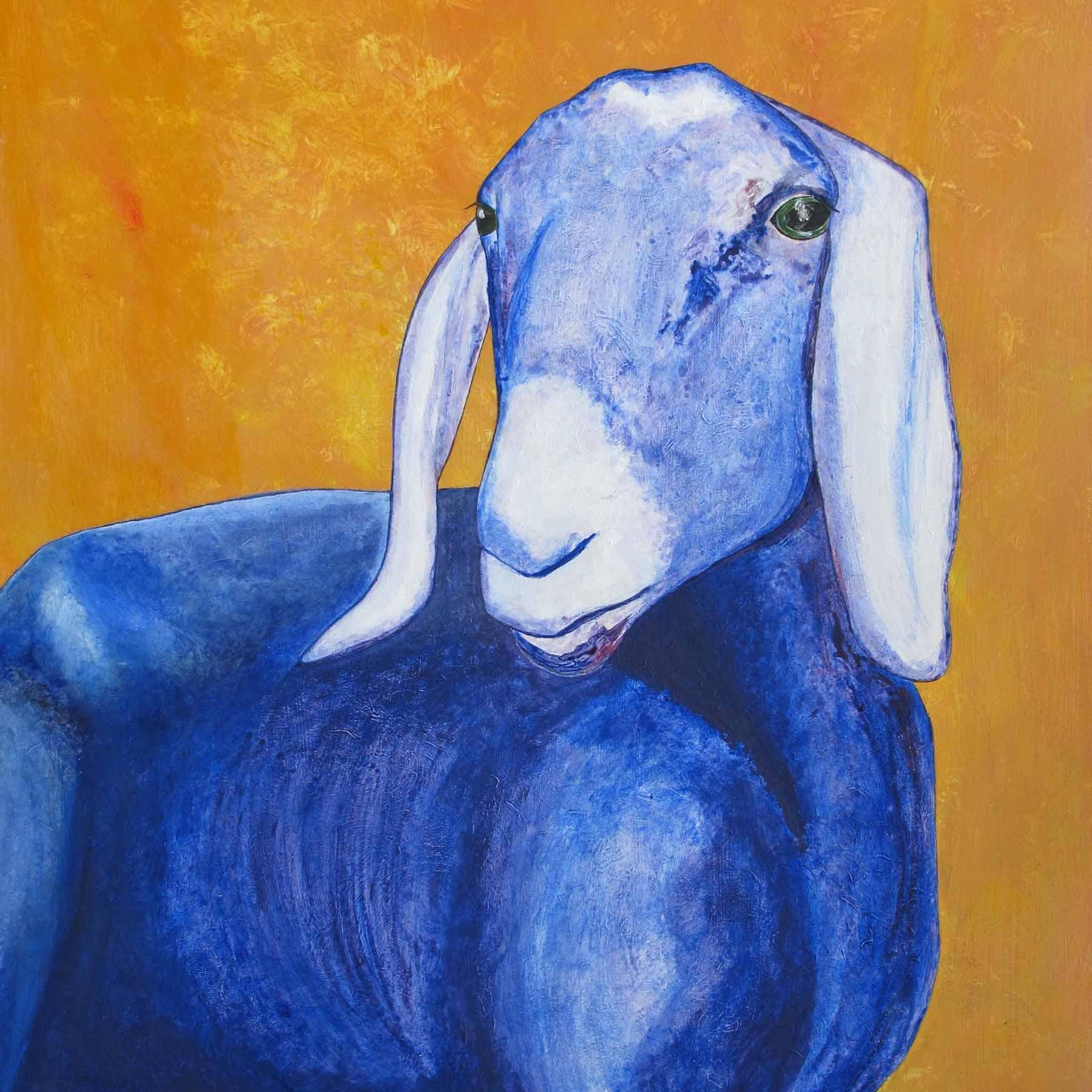 The Blue Goat Amity Oregon