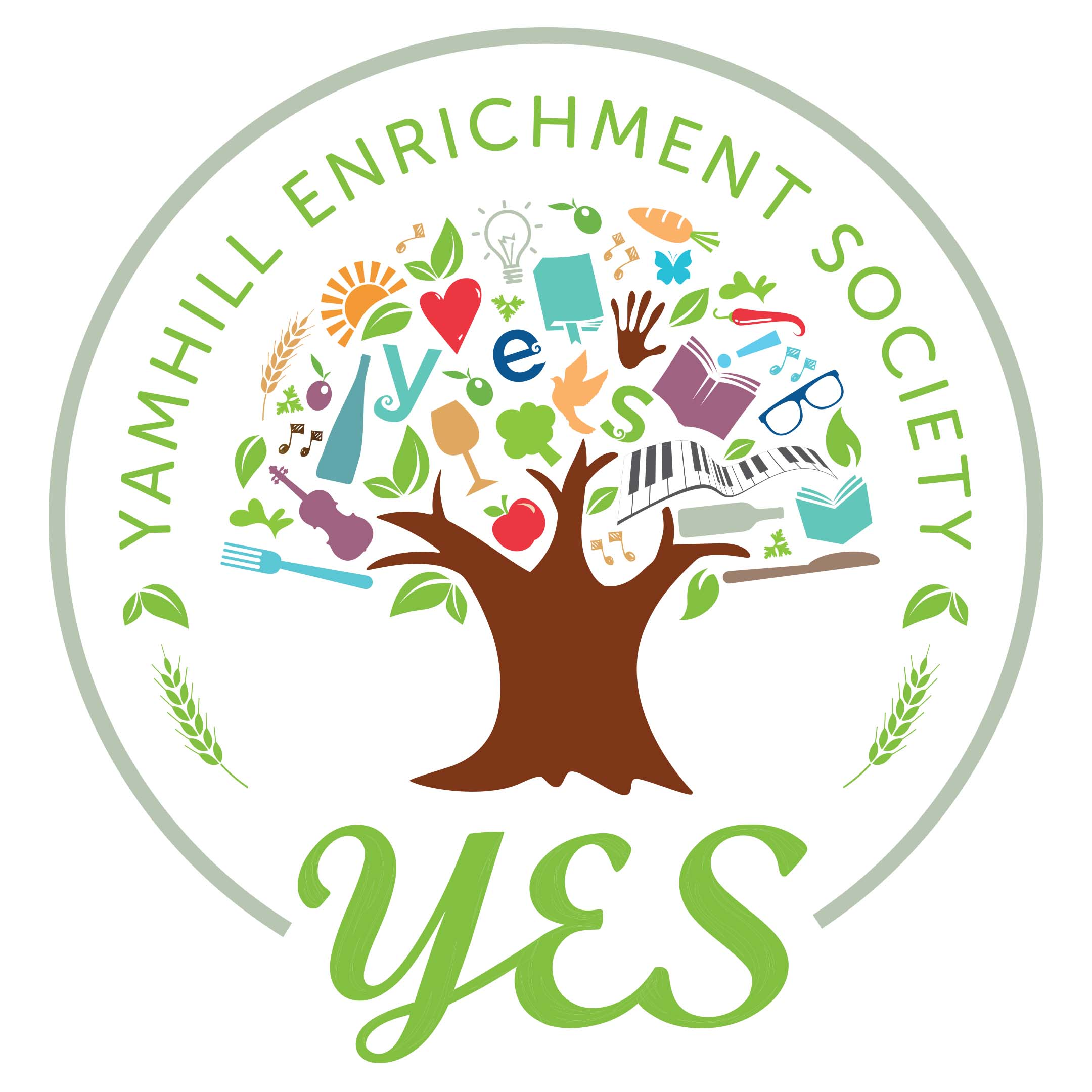 Yamhill Enrichment Society McMinnville Oregon