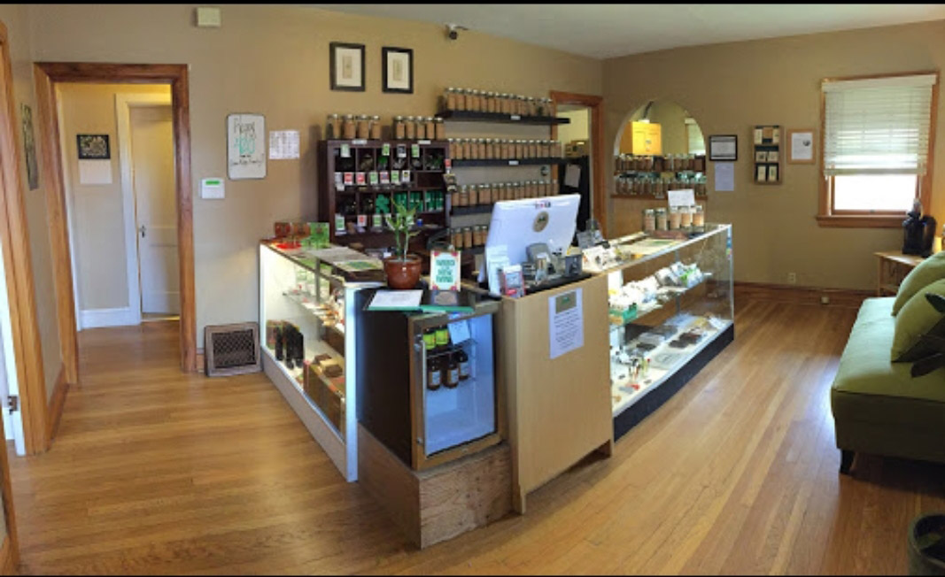 Green Ridge Apothecary McMinnville Oregon 2